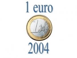 Luxemburg 100 eurocent 2004