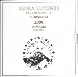 "Slovenië BU set 2009 ""Oj Triglav moj Dom"""