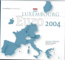 "Luxemburg BU set 2004 ""Grand Duc Henri"""