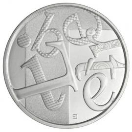 """Frankrijk 5 euromunt 2013 """"La Liberté"""", zilver (3)"""