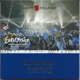 "Finland BU set 2007 ""Eurovision"""