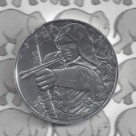 """Oostenrijk 1,5 euromunt 2019 """"Robin Hood"""" (3 van 3)"""