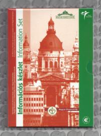 """Nederland BU set 2002 """"Hongarije setje """""""
