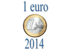 Luxemburg 100 eurocent 2014