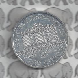 """Oostenrijk 1,5 euromunt 2016 """"Wiener Philharmoniker"""""""