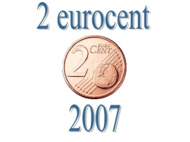 Portugal 2 eurocent 2007