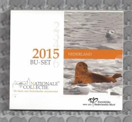Nederland Nationale BU set 2015