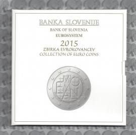 Slovenië BU set 2015