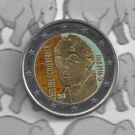 "Finland 2 euromunt CC 2012 ""Helene Schjerfbeck"" (kleur 2 x)"