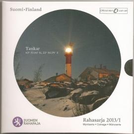 """Finland BU set 2013 """"Tankar vuurtoren"""" (deel 1)"""