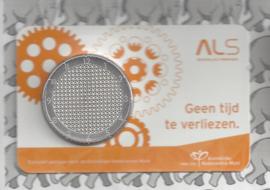"Nederland coincard 2021 ""Stichting ALS in coincard"" (penning)"