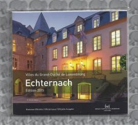 """Luxemburg BU set 2015 """"Echternach"""""""