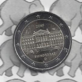 "Duitsland 2 euromunt CC 2020 (23e)""Slot Sanssouci, (Brandenburg)"" (letter F)"