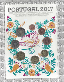 Portugal FDC set 2017