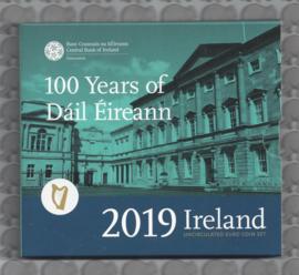 Ierland BU set 2019
