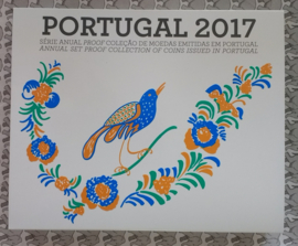 Portugal Proof set 2017