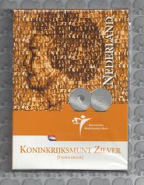 "Nederland 5 euromunt 2004 ""Koninkrijksmunt vijfje"" (zilver, proof in blister)"