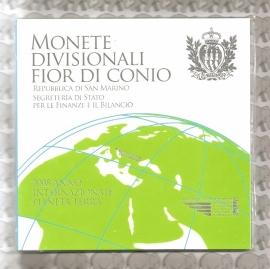 "San Marino BU set 2008 ""Int.Planeta Terra"""