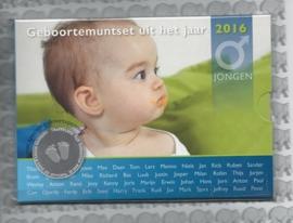 Nederland BU babyset 2016 jongen