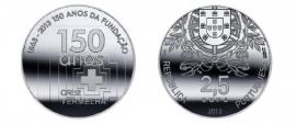 "Portugal 2,5 euromunt 2013 ""150 jaar rode kruis"" (22)"