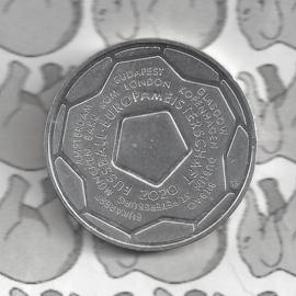 """Duitsland 20 euromunt 2020 (25e) """"Fußball-Europameisterschaft"""", zilver"""