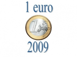 Luxemburg 100 eurocent 2009