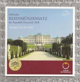 Oostenrijk BU set 2010
