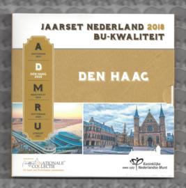 """Nederland Nationale BU set 2018 """"Den Haag"""" (deel 2 van 5)"""