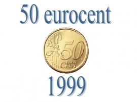 Spanje 50 eurocent 1999