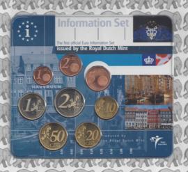 "Nederland BU set 2001 ""Informatieset"""