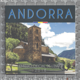 Andorra BU set 2018
