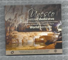 "Slowakije BU set 2017 ""Grotten van Slovak en Aggtelek Karst"""