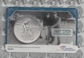 """Nederland coincard 2019 """"Jaap Eden"""" (wielrenpenning)"""