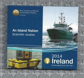 "Ierland BU set 2014 ""An Island Nation"""