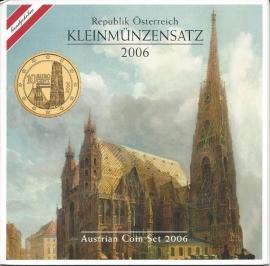 Oostenrijk BU set 2006