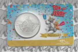 "Nederland coincard 2020 ""80 jaar Tom en Jerry"" (penning)"