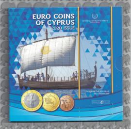 Cyprus BU set 2020