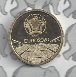 "België 2,5 euromunt 2021 ""UEFA EURO 2021"""