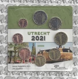 Nederland UNC set 2021 (in blister)