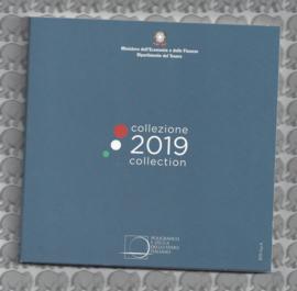 Italië BU set 2019 (8 munten)