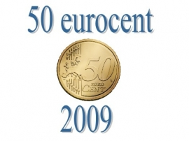 Luxemburg 50 eurocent 2009