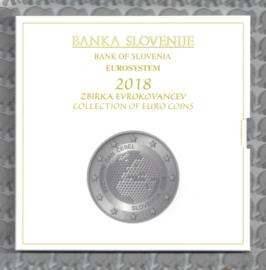 Slovenië BU set 2018
