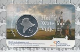 "Nederland 5 euromunt 2015 ""Waterloo vijfje"" (in coincard)"