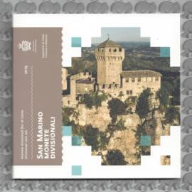 San Marino BU set 2019 (8 munten)