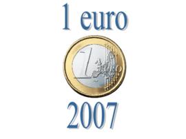 Duitsland 100 eurocent 2007 G