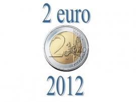 Frankrijk 200 eurocent 2012