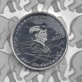 """Nederland 5 euromunt 2019 (44e) """"Jaap Eden vijfje"""" (los)"""