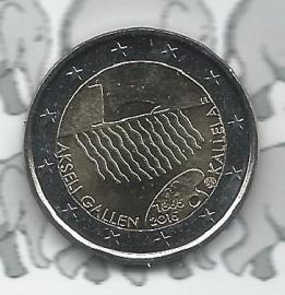 """Finland 2 euromunt CC 2015 """"Akseli Gallen Kallela"""""""