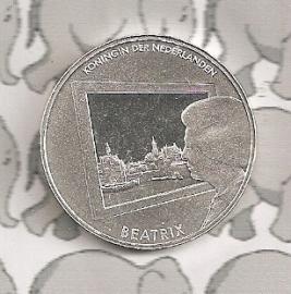 """Nederland 5 euromunt 2011 (17e) """"Het Schilderkunst vijfje"""" (los)"""