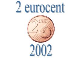 Duitsland 1 eurocent 2002 D